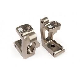 Aluminium C Hub set