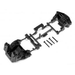 Composite gear box