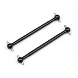 DRIVE SHAFT 56mm (2pcs)