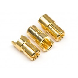 MALE GOLD CONNECTORS (6.0MM...