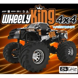 HPI Racing Wheely King 4x4...