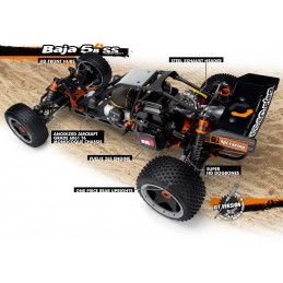 HPI Racing Baja 5B SS Kit...