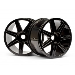 7 Spoke Black Chrome Trophy...