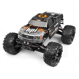 NITRO GT-3 TRUCK PAINTED...