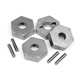 17MM HEX AND PIN SET