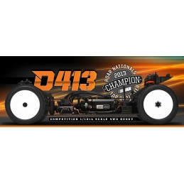 HPI RACING HB D413 Kit 4Wd...