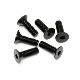 FLAT HEAD SCREW M5x16mm...