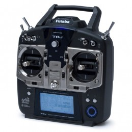 FUTABA T8J radio S-FHSS 2.4G