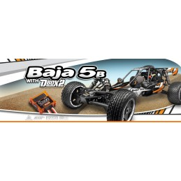 HPI Racing Baja 5B D-Box2 RTR