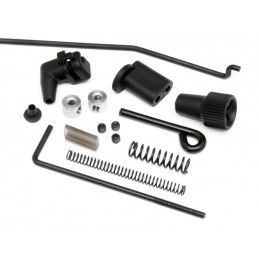 THROTTLE LINKAGE SET