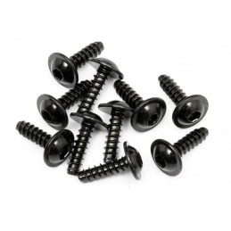 TP. FLANGED SCREW M3x10mm...
