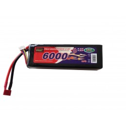 Batteri 11.1v 6000mah LiPo 35C