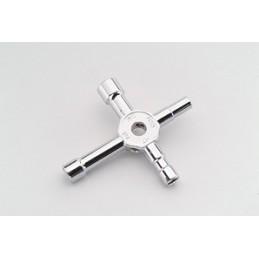 T Nyckel med 17 mm