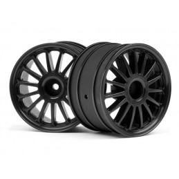 WR8 TARMAC WHEEL BLACK (2.2
