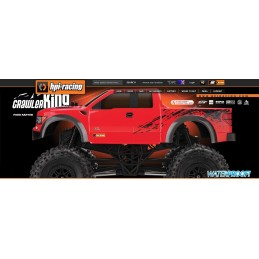 Crawler King Ford SVT...