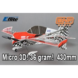 E-FLITE - UMX YAK 54 3D BNF...