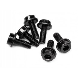 FLANGED CAP HEAD SCREW...