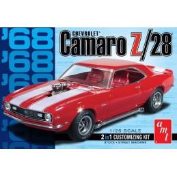 1968 Chevy Camaro Z/28 1/25