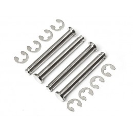 SUSPENSION SHAFT 3x24.5 (4pcs)