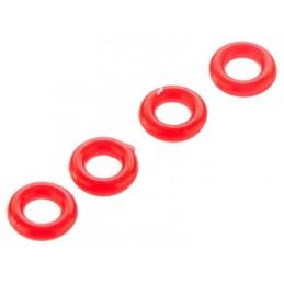 O-Ring P-3 3.5x1.9mm Röd (4)