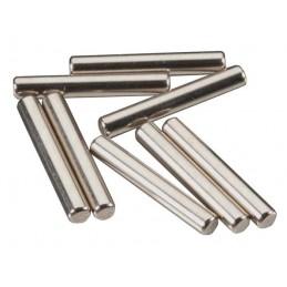 Pinne 1.7x11mm (8) st