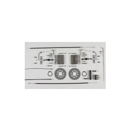 Tuning disk-brake front