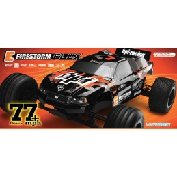 "E-FIRESTORM 10T FLUX ""NEW..."