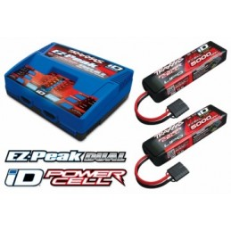 Laddare EX-Peak Dual 8A och...