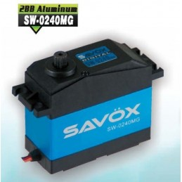 Savox Servo SW-0241MG Large...