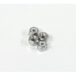 LOCK NUT M2.6 (4pcs)
