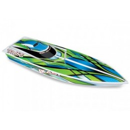 Blast EP Boat RTR TQ Green...