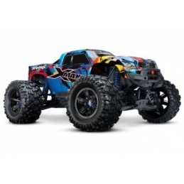 X-Maxx 8S 4WD Brushless TQi...