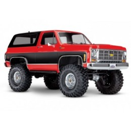 TRX-4 Chevy Blazer 1/10 Red...