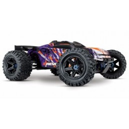 E-REVO Brushless 4WD TQi...