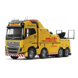 1/14 VOLVO FH16 8X4 TOW...