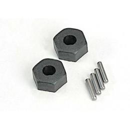 Wheel Hubs Hex 12mm 2