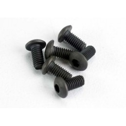 Screws M3x6 Button-head Hex...