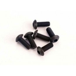 Screws M3x8 Button-head Hex...
