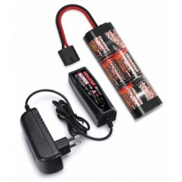 Charger 2A and 8,4V NiMH...
