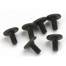 Screws M3X6mm Flat-head Hex...